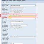 Configuration in SAP
