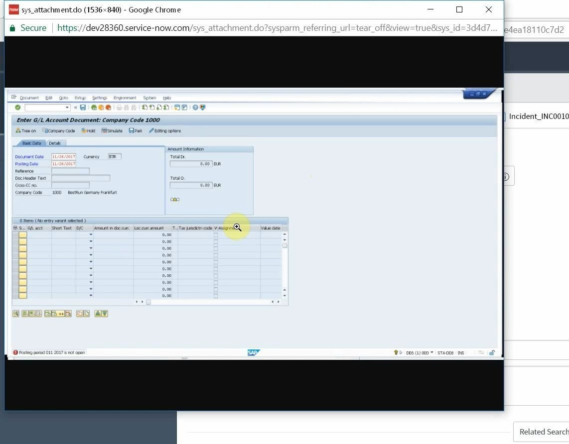 Ticket System for SAP - Simplify your ITSM processes