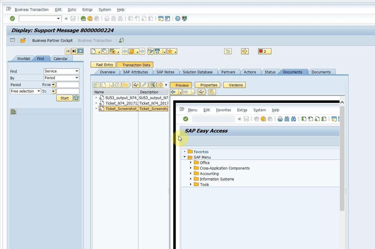 SAP Solution Manager Archives - STA Consulting