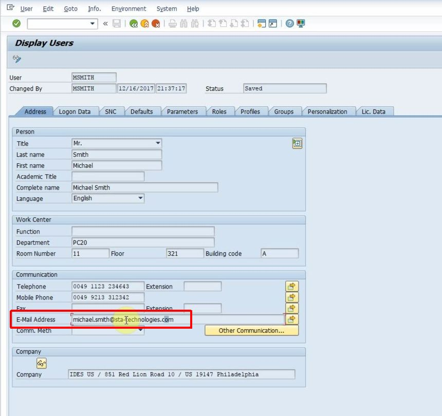 Integration of Zendesk and SAP systems