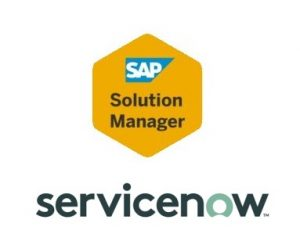 Integrate ServiceNow and SAP SolMan