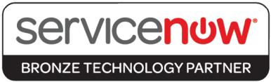 ServiceNow Bronze Technology Partner